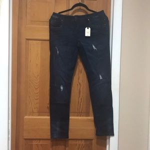 New jeans with tags